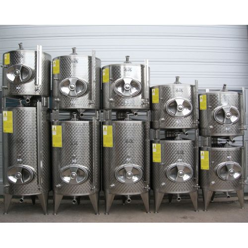 Storage Tanks stackable 600+600 Litres