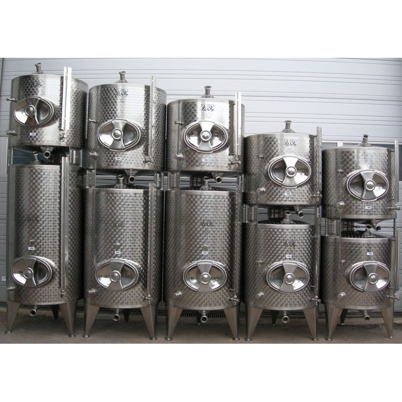 Stackable Tanks 1000+500 Litres
