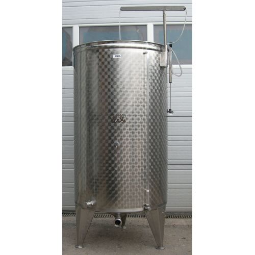 Floating Lid Tanks 300 litres