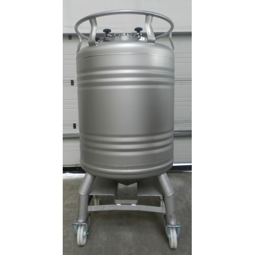Beer Tanks/ Storage Tanks 500 Litres in AISI 304,