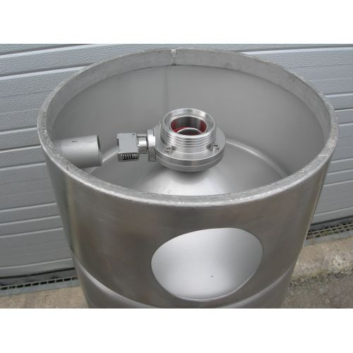 Tank in AISI 304 100 Litres