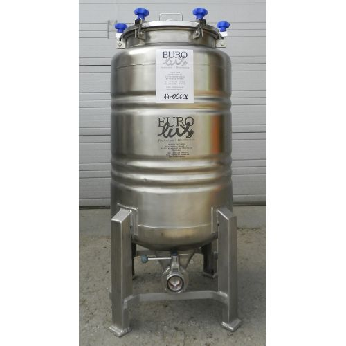 storage tank/beer tank 200 liters in AISI 304,