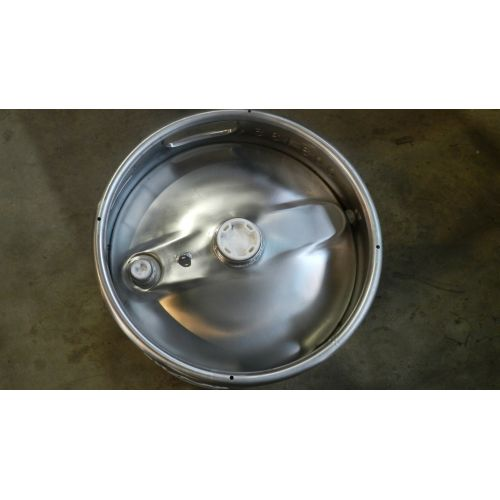 Beer barrels/ Transport barrels 66 litres in AISI 304,