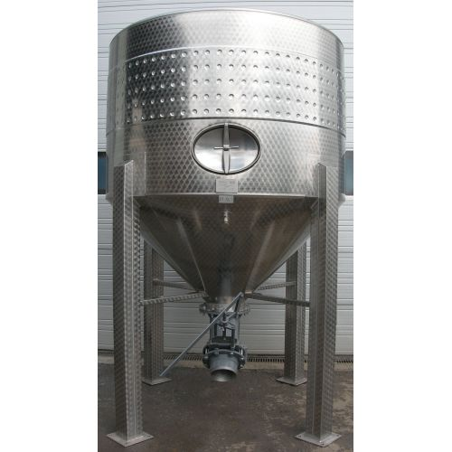 Mashtank with Agitator 5000 litres