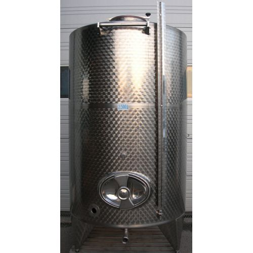 Storage Tanks 2500 Liter