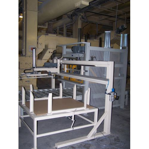 Full Automatic Carton Layer Dispenser