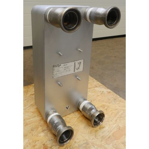 Plate heat exchangers Type DOVER
