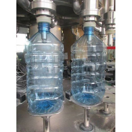 Canister filling system, Filling Line for Mineral Water