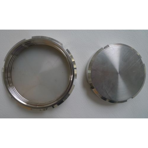 blind cap with seal DN 80 NEW