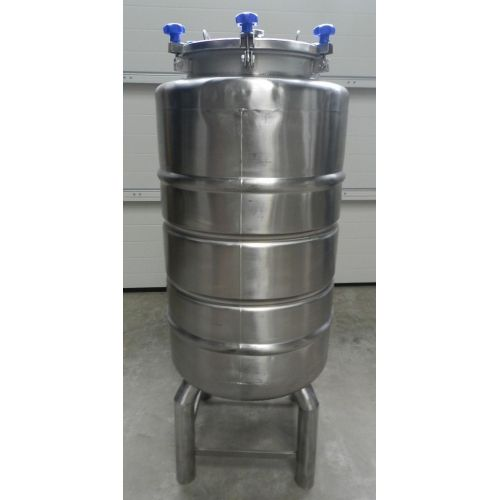 Storage Tank / Beer Tank/ Pressure Tank 250 Litres in AISI 304