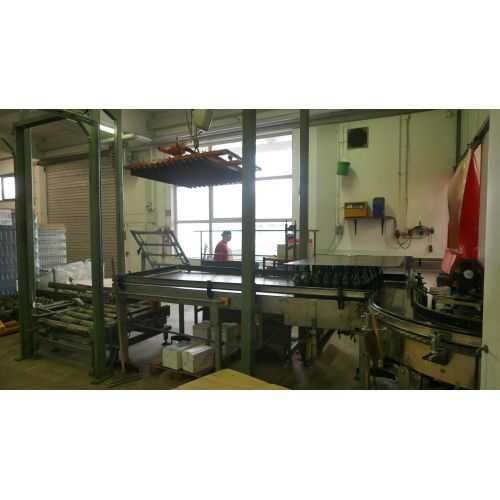 Sparkling Wine Filling Line, Capacity approx. 5000 Bottles/h