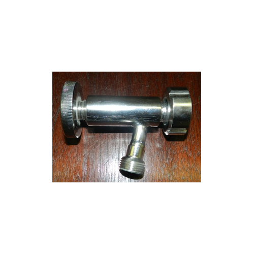"sample valve 5/8"" for spiral with union nut NEW"
