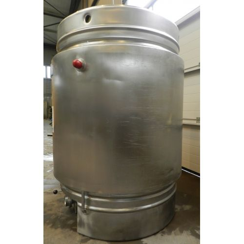 1000 Litres Tank in V2A