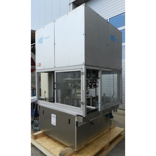 Wilcomat Type R 15 MC/P Leak testing machine Leak testing