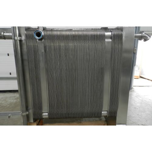 Plate heat exchanger ALFA LAVAL type P14-RB