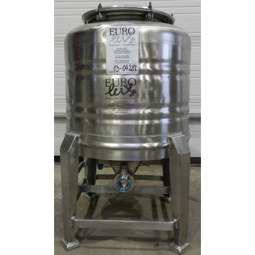 250 Liters Tank in V2A