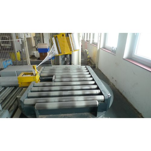 stretch foil wrapper ITW MIMA,