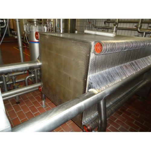 Sheet Filter, Plate Filter Holstein & Kappert