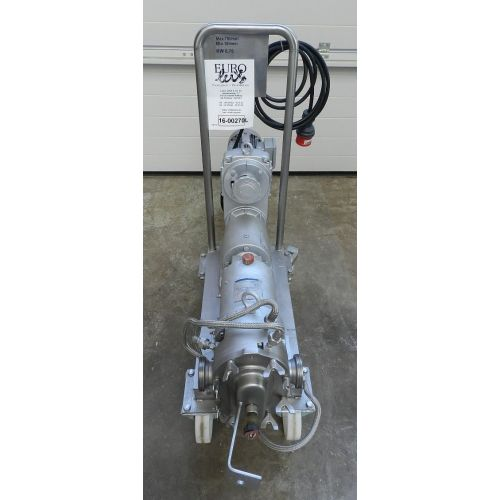 Centrifugal pump INDAG Type 7000V TUD