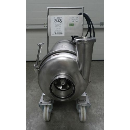 Centrifugal pump HILGE in stainless steel