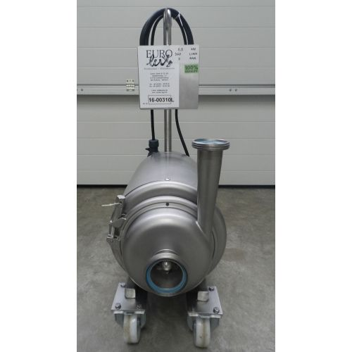 Centrifugal pump in stainless steel