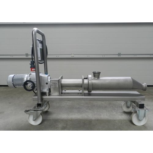 Mixer PIN Mixer Stirrer/Mixer on stainless steel