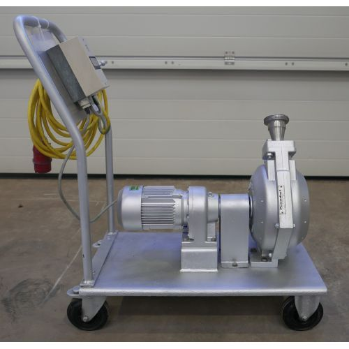 Centrifugal Pump in stainless steel Ponndorf PX27