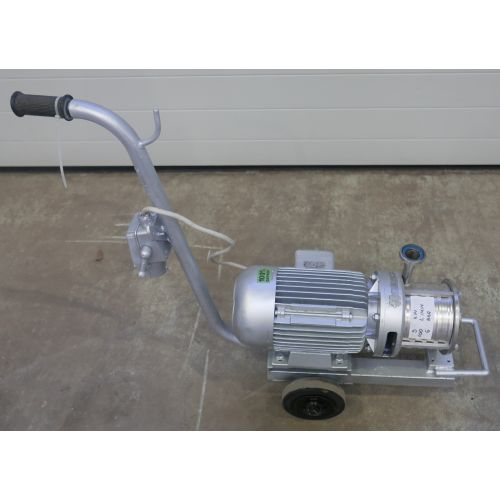 Centrifugal Pump in stainless steel HILGE