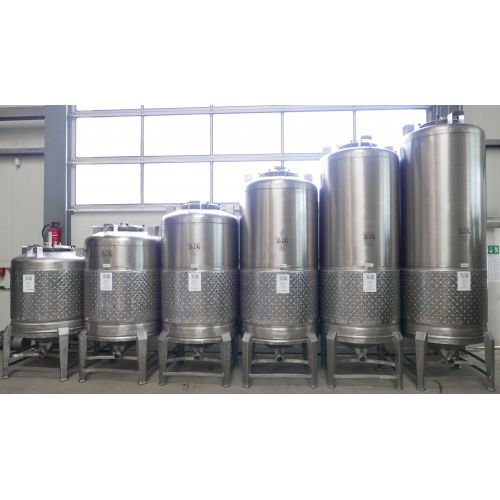 1000 Litres Storage Tank / Beer Tank/ Pressure Tank with cooling jacket