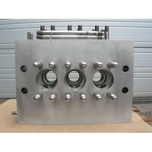 Homogenisator Head / Pistonblock APV-Gaulin