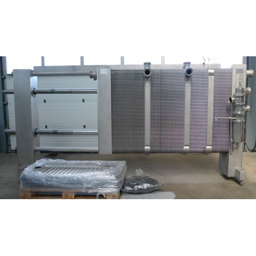 Sheet Heat Exchanger SCHMIDT Type Sigma 37