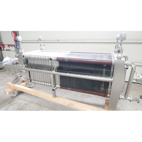 Sheet filter, Plate Filter Seitz Orion 60 x 60
