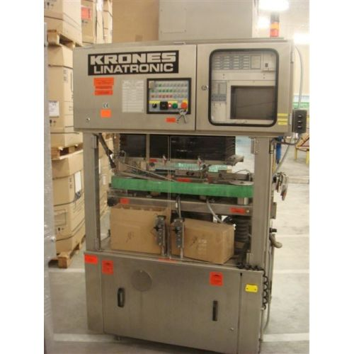 Bottle Inspection Machine KRONES