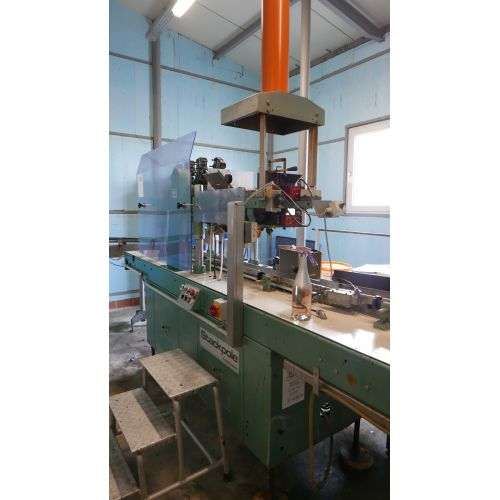 Banding machine STACKPOLE