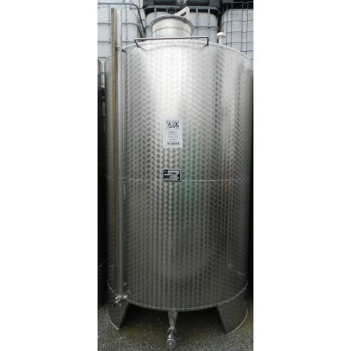 3.410 Litre Storage Tank in AISI 304