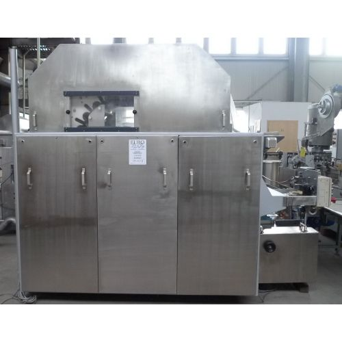 Immersion-Bath Sterilizing Machine for Bottles SEITZ ENZINGER NOLL
