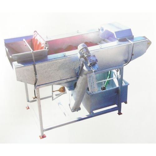 Drum washing machine, Capacity approx. 8t /h