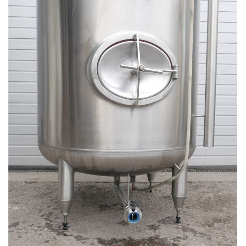 3.207 Liter Storage Tank/ Pressure Tank to 2 Bar