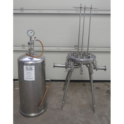 Candle filter, filter for 16 candles,sterile filter