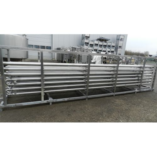 Tube Heat Exchanger ASEPTO