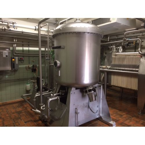 Gravel Filter Schenk Type ZHF/S-20/16