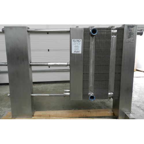 plate heat exchanger SIGMA type K27 ZBV,