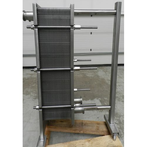 plate heat exchanger SIGMA type 27 TBN,