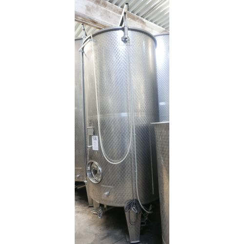 3.100 Liter Always full tank with floating lid