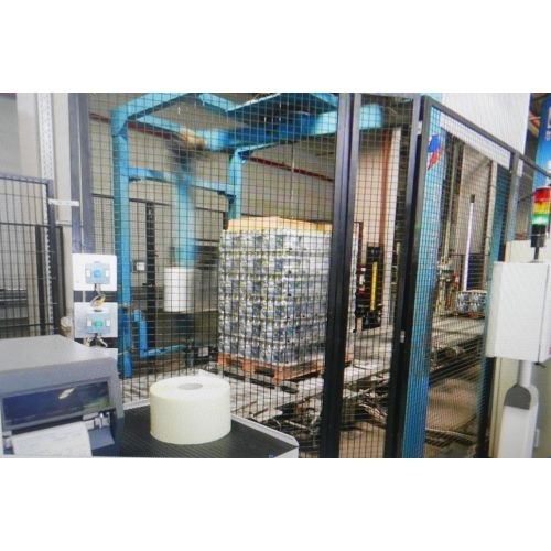 Filling line for Water in PET bottles SIDEL 30600