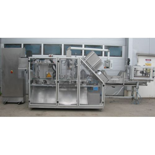 Case Packers / Case and Tray Erectors OLI