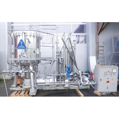 Gravel Filter SCHENK Type ZHF –S20