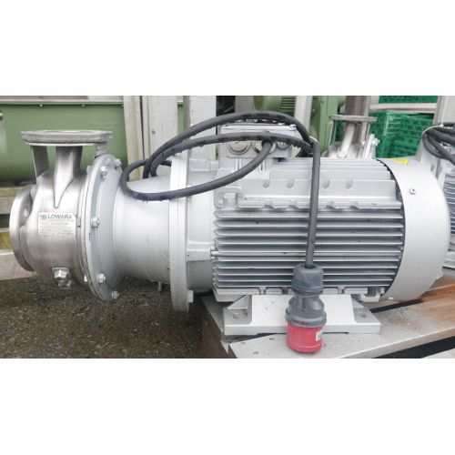 Centrifugal pump Lowara