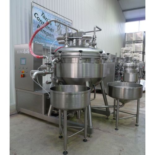 Eurolux-BAV Vacuum Process Equipment A-400