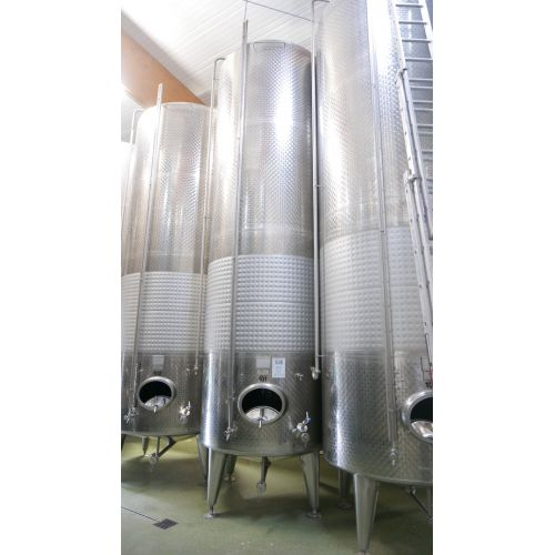 12.000 Liter Storage Tank / Wine Tank in V2A